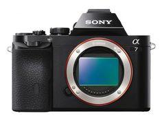 Зеркальный фотоаппарат SONY Alpha A7 (ILCE-7B) body, черный [ilce7b.ru2]