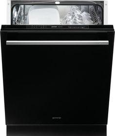 Посудомоечная машина GORENJE Simplicity GV6SY2B, черный