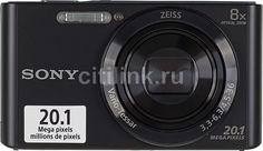 Цифровой фотоаппарат SONY Cyber-shot DSC-W830, черный