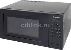 Микроволновая печь BOSCH HMT 84G461R, черный