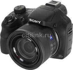 Цифровой фотоаппарат SONY Cyber-shot DSC-HX400, черный