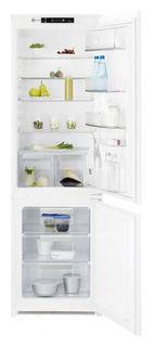 Встраиваемый холодильник ELECTROLUX ENN92803CW белый