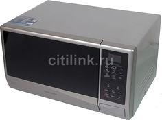 Микроволновая печь SAMSUNG ME83KRS-2, серебристый