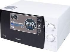 Микроволновая печь SAMSUNG ME81KRW-1, белый