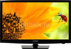 """LED телевизор SAMSUNG UE24H4070AU """"R"""", 24"""", HD READY (720p), черный"""