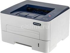 Принтер лазерный XEROX Phaser 3052NI лазерный, цвет: белый [3052v_ni]