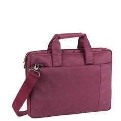 "Сумка для ноутбука RIVA 8221 13.3"" полиэстер пурпурный"