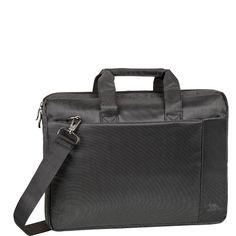 """Сумка для ноутбука RIVA 8231 15.6"""" полиэстер черный"""