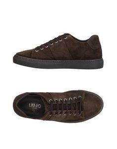 Низкие кеды и кроссовки LIU •JO MAN