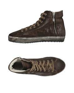 Женские высокие кеды и кроссовки Stokton