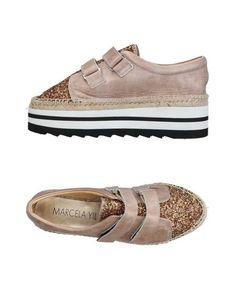 Низкие кеды и кроссовки Marcela YIL