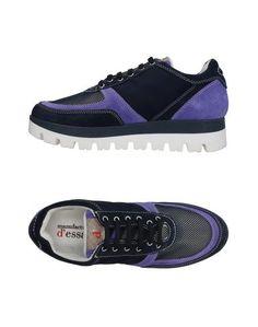 Низкие кеды и кроссовки Manufacture Dessai