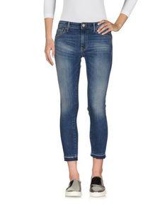Джинсовые брюки-капри Denim &; Supply Ralph Lauren