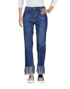 Джинсовые брюки-капри True Nyc.