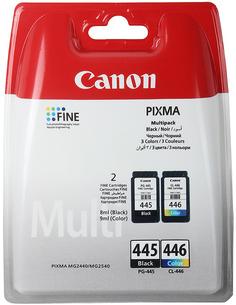 Canon PG-445/CL-446 Multipack (черный, цветной)