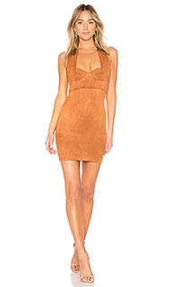 Платье холтер melanie - by the way.