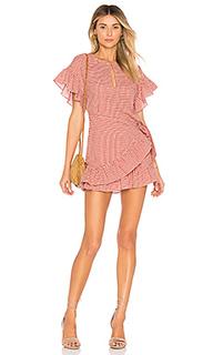 Платье с коротким рукавом jenny - Tularosa