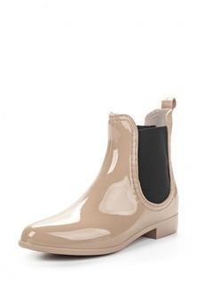Резиновые полусапоги Ideal Shoes