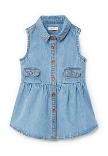 Платье джинсовое Mango Kids