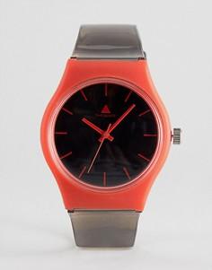 Прорезиненные часы ASOS DESIGN - Черный