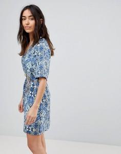 Платье с принтом Vero Moda - Мульти