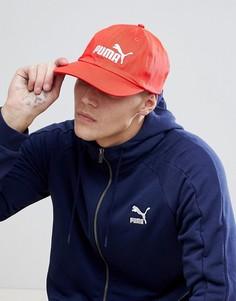 Красная кепка Puma Essentials 05291957 - Красный