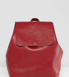 Бордовый рюкзак Street Level - Красный