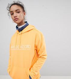 Худи ярко-оранжевого цвета Puma эксклюзивно для ASOS - Оранжевый
