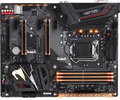 Материнская плата GIGABYTE Z370 AORUS Ultra Gaming, LGA 1151v2, Intel Z370, ATX, Ret