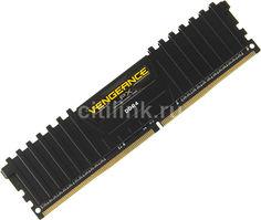 Модуль памяти CORSAIR Vengeance LPX CMK4GX4M1D2400C14 DDR4 - 4Гб 2400, DIMM, Ret