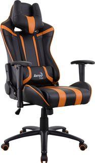 Кресло игровое AEROCOOL AC120 AIR-BO, ПВХ/полиуретан [516672]