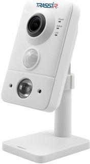 Видеокамера IP TRASSIR TR-D7101IR1, 3.6 мм, белый