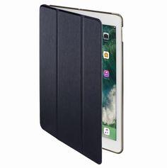 """Чехол для планшета HAMA Fold Clear, синий, для Apple iPad Pro 2017 12.9"""" [00106489]"""