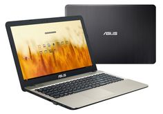 "Ноутбук ASUS D541NA-GQ316, 15.6"", Intel Celeron N3350 1.1ГГц, 4Гб, 500Гб, Intel HD Graphics 500, Endless, 90NB0E81-M05920, черный"