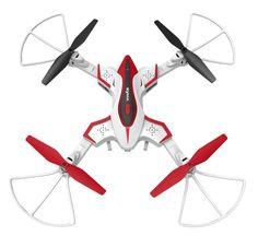 Квадрокоптер SYMA X56W с камерой, белый