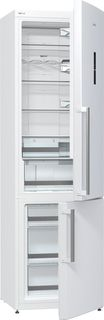 Холодильник GORENJE NRK6201TW, двухкамерный, белый