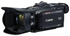 Видеокамера CANON Legria HF G40, черный, Flash [1005c003]