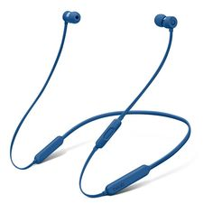 Гарнитура BEATS BeatsX, вкладыши, синий, беспроводные bluetooth
