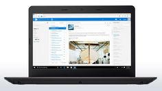 """Ноутбук LENOVO ThinkPad Edge 470, 14"""", Intel Core i5 7200U 2.5ГГц, 4Гб, 500Гб, Intel HD Graphics 620, Windows 10 Professional, 20H1006LRT, черный"""