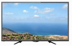 "LED телевизор POLAR 107LTV7011 ""R"", 42"", FULL HD (1080p), черный"