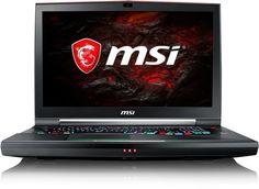 """Ноутбук MSI GT75VR 7RF(Titan Pro 4K)-055RU, 17.3"""", Intel Core i7 7820HK 2.9ГГц, 32Гб, 1000Гб, 256Гб + 256Гб SSD, nVidia GeForce GTX 1080 - 8192 Мб, Windows 10, 9S7-17A211-055, черный"""