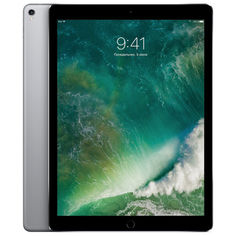 "Планшет APPLE iPad Pro 2017 12.9"" 64Gb Wi-Fi + Cellular MQED2RU/A, 4GB, 64GB, 3G, 4G, iOS темно-серый"
