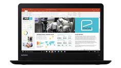 """Ноутбук LENOVO ThinkPad 13, 13.3"""", Intel Core i3 7100U 2.4ГГц, 4Гб, 180Гб SSD, Intel HD Graphics 620, Windows 10 Professional, 20J10023RT, черный"""