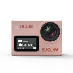 Экшн-камера SJCAM SJ6 Legend UHD 4K, WiFi, розовый [sj6legend_rosegold]