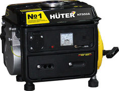 Бензиновый генератор HUTER HT950A, 220 В, 0.95кВт [ht950a ]