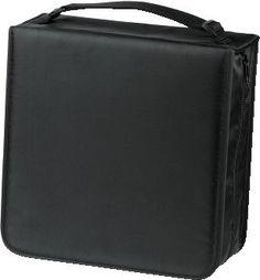 Портмоне HAMA H-33837, черный, для 304 дисков [00033837]