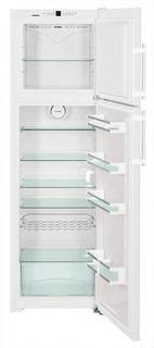 Холодильник LIEBHERR CTN 3663, двухкамерный, белый