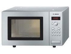 Микроволновая печь BOSCH HMT 75M451R, серебристый