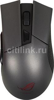 Мышь ASUS ROG Gladius оптическая проводная USB, черный [90mp0081-b0ua00]