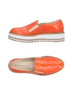 Женские низкие кеды и кроссовки Eliana Bucci